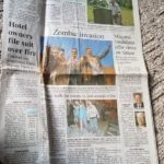 Press republican coverage of 4th annual plattsburgh zombie walk