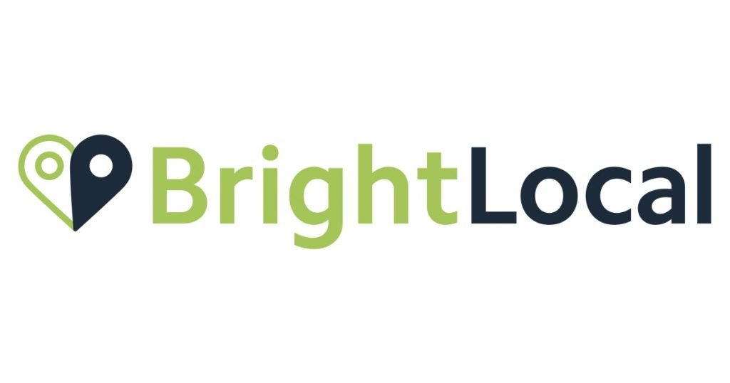bright local logo heart green and black local website keyword research tool