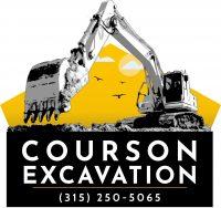Courson Excavation Logo